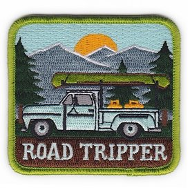 Quiet Tide Goods Patch - Road Tripper