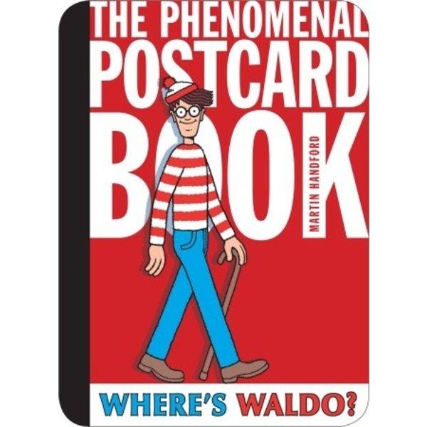 Where's Waldo? The Phenomenal Postcard Book