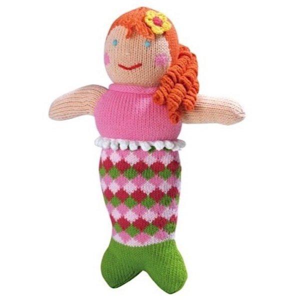"Knit Mermaid Penny 7"""