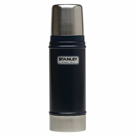 Stanley Thermos .5 Quart Classic Vaccum Bottle - Navy