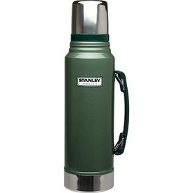 Stanley Thermos 1.1 Quart Classic Vacuum Bottle - Green