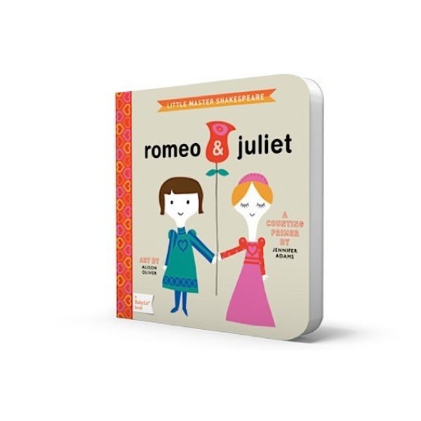 BabyLit - Romeo & Juliet - Board Book
