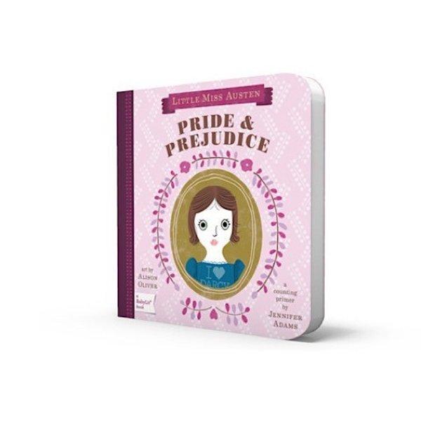 BabyLit - Pride & Prejudice - Board Book