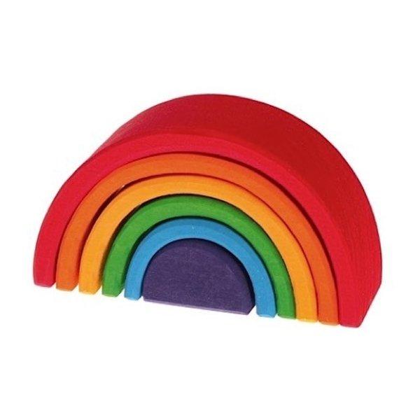 Grimms Rainbow Stacker - 6 Piece