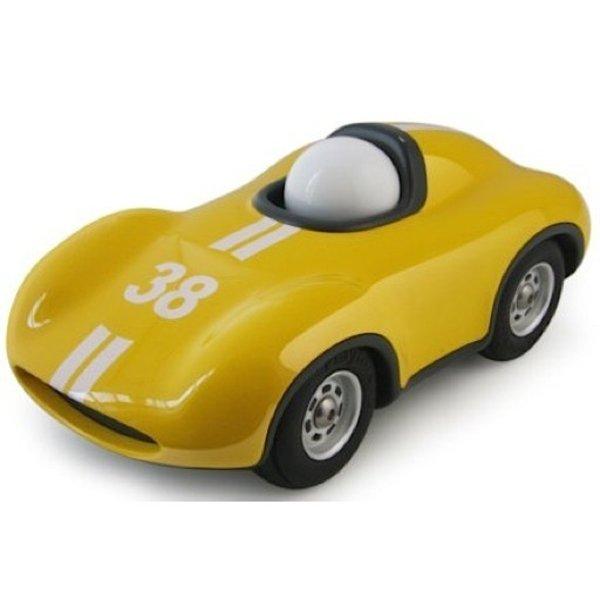 Playforever Mini Speedy Car - Yellow