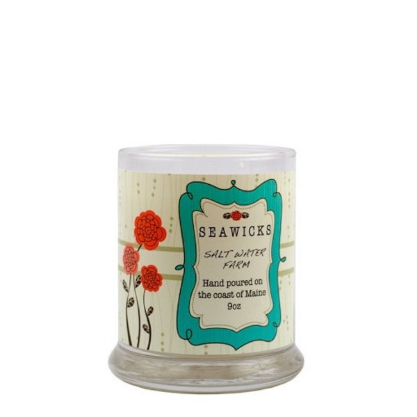 Seawicks Candle - Salt Water Farm
