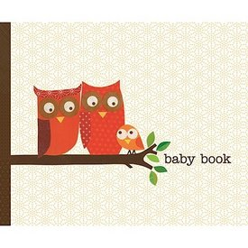 Petit Collage Baby Book