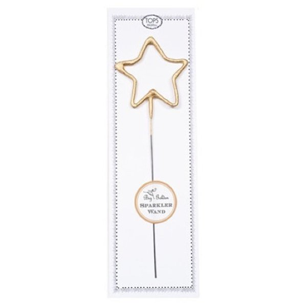 Tops Malibu Sparkler - Golden Star