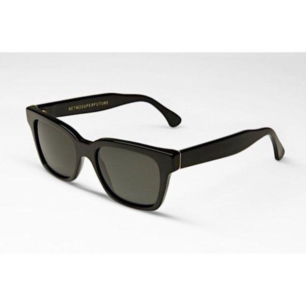 Retro Super Future Sunglasses America - Black