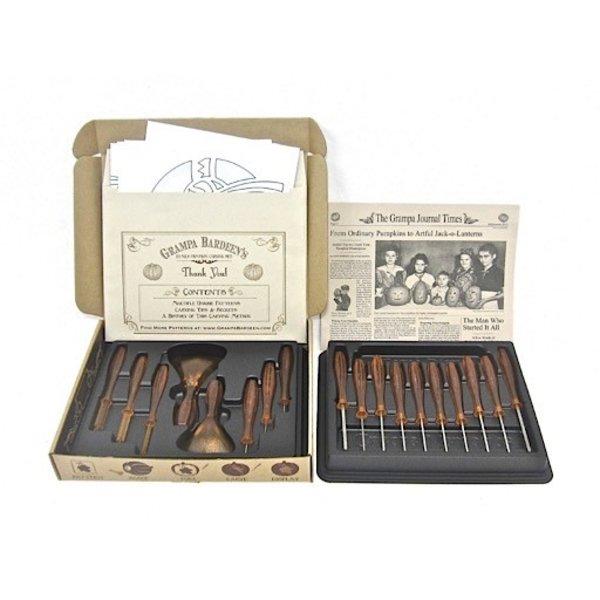 Grampa Bardeen's Pumpkin Carving Kit