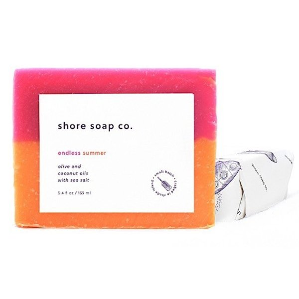 Shore Soap Company - Bar Soap - Endless Summer