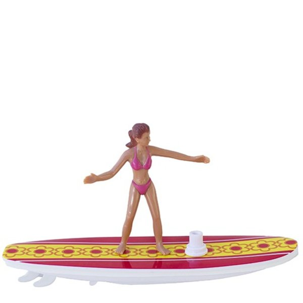 Wind-up Surfers