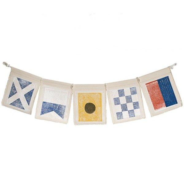 Addie Peet Flag Banner - Maine