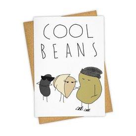 Tay Ham Cool Beans Card