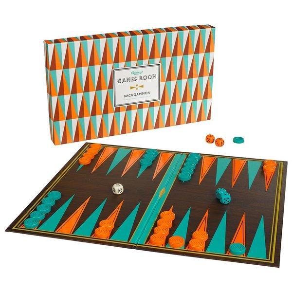 Ridley's Backgammon