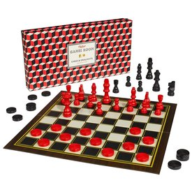 Ridley's Chess & Checkers