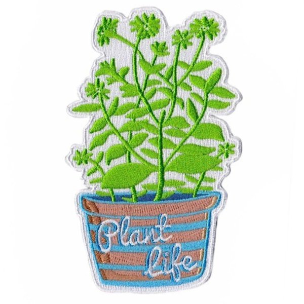 Quiet Tide Goods Patch - Plant Life