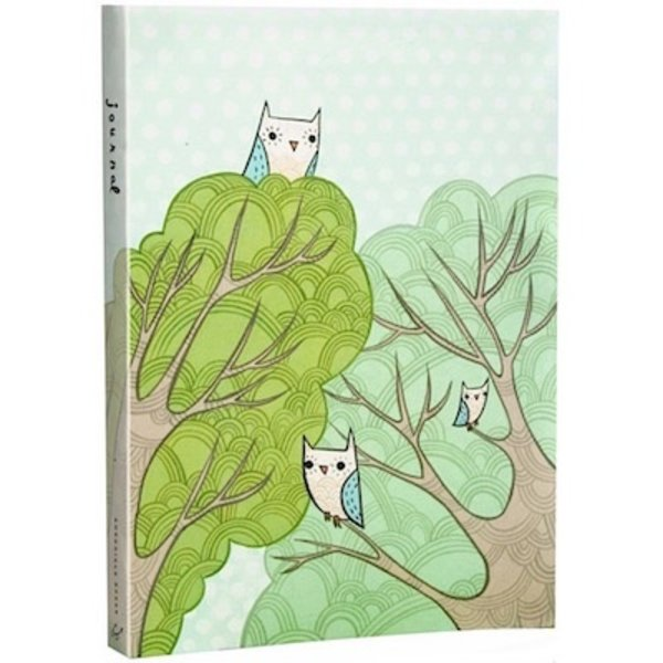 Treetops Journal by Susie Ghahremani
