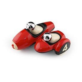 Playforever Enzo Motorbike - Red/Chrome