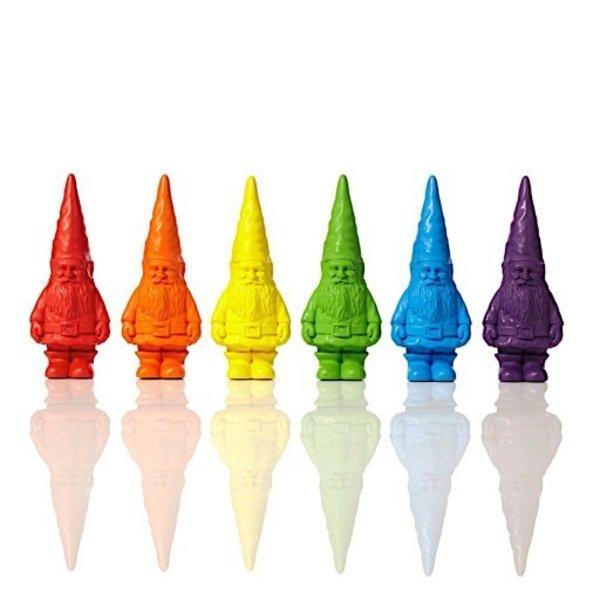 Bavarian Gnome Crayons