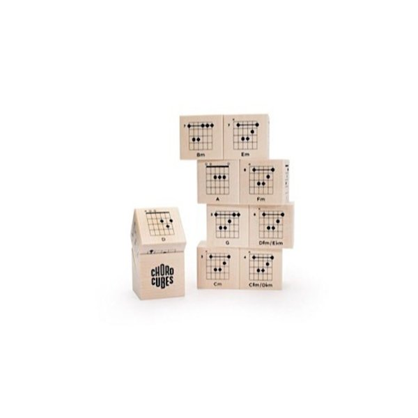 Uncle Goose Chord Cubes - Guitar
