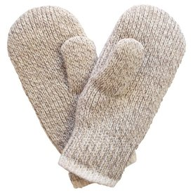 Classic Double Ragg Mitten