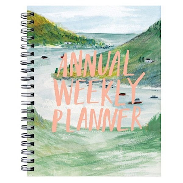 Little Otsu Annual Weekly Planner - Volume 11