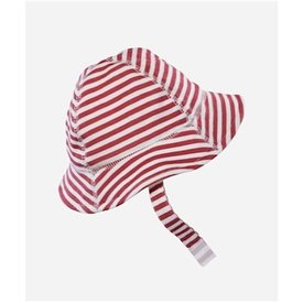 Nautical Baby Hat Red - 0-12M
