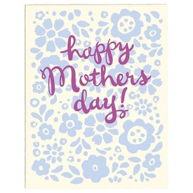 Morris & Essex Mother's Day Script Card