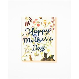 Small Adventure - Happy Mother's Day Wildflowers Card