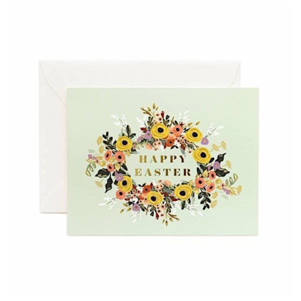 Rifle Paper Co. Card - Easter Garden
