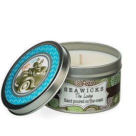Seawicks Tin Candle - The Lodge