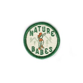 Ello There - Nature Babes Sticky Patch