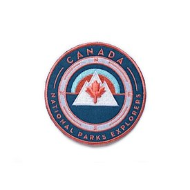Ello There - Canada Explorer Patch