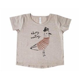 Rylee and Cru Ahoy Matey Tee