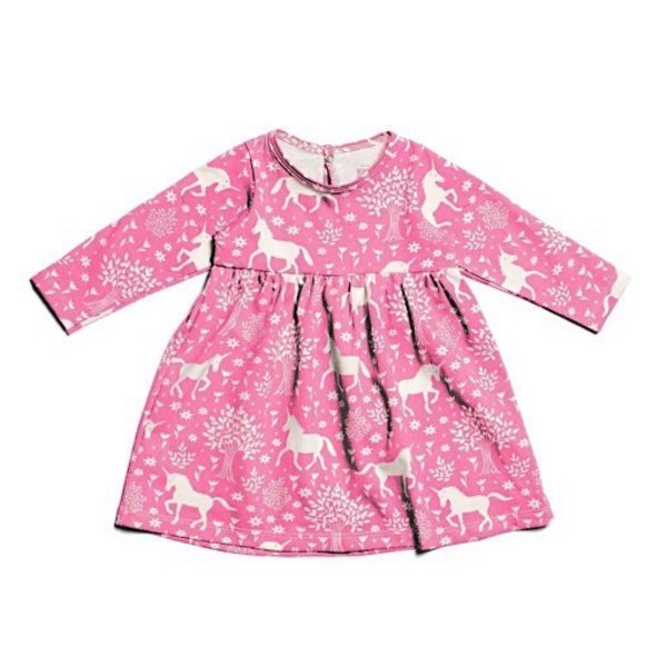 Winter Water Factory Geneva Baby Dress