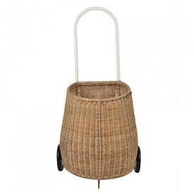 Olli Ella Large Luggy Basket - Natural