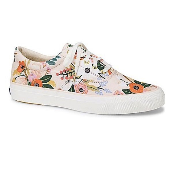 KEDS Adult + Rifle Paper Co. Anchor /  Lively Floral - SALE! 30% OFF
