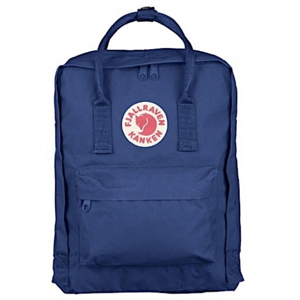 Fjallraven Kanken Classic Backpack - Deep Blue