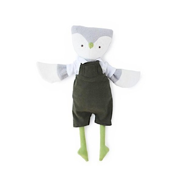 Hazel Village Jeremy Owl - Overalls