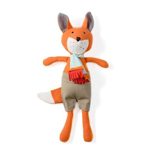 Hazel Village Reginald Fox - Shorts and Scarf