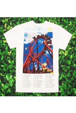 AstroWorld ASTROWORLD ROLLECOASTER 2018 TEE WHITE L