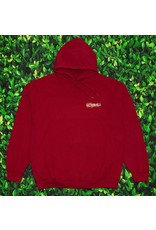 AstroWorld ASTROWORLD CALIFORNIA TOUR 2019 RED HOODIE