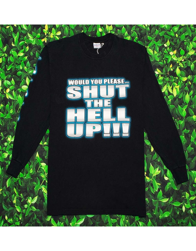 VINTAGE WF WOULD YOU PLEASE SHUT THE HELL UP TEE