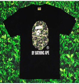 Bape ABC CAMO BY BATHING TEE