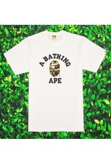 Bape COLLEGE TEE MENS