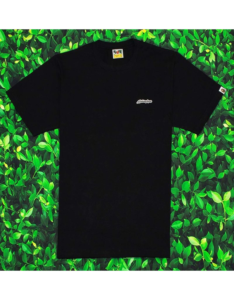 Bape PIGMENT A BATHING APE PATCH TEE