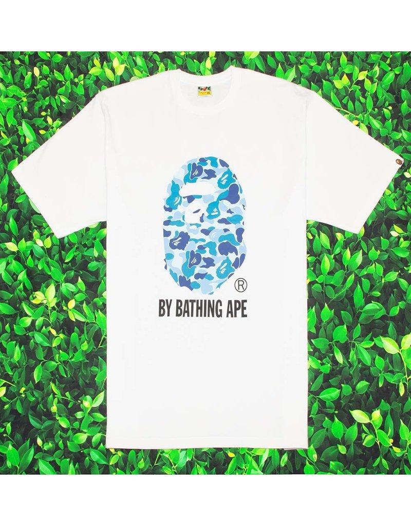 Bape ABC BLUE CAMO BY BATHING TEE