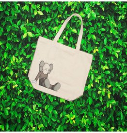 UNIQLO X KAWS KAWS TOTE BAG OFF-WHITE
