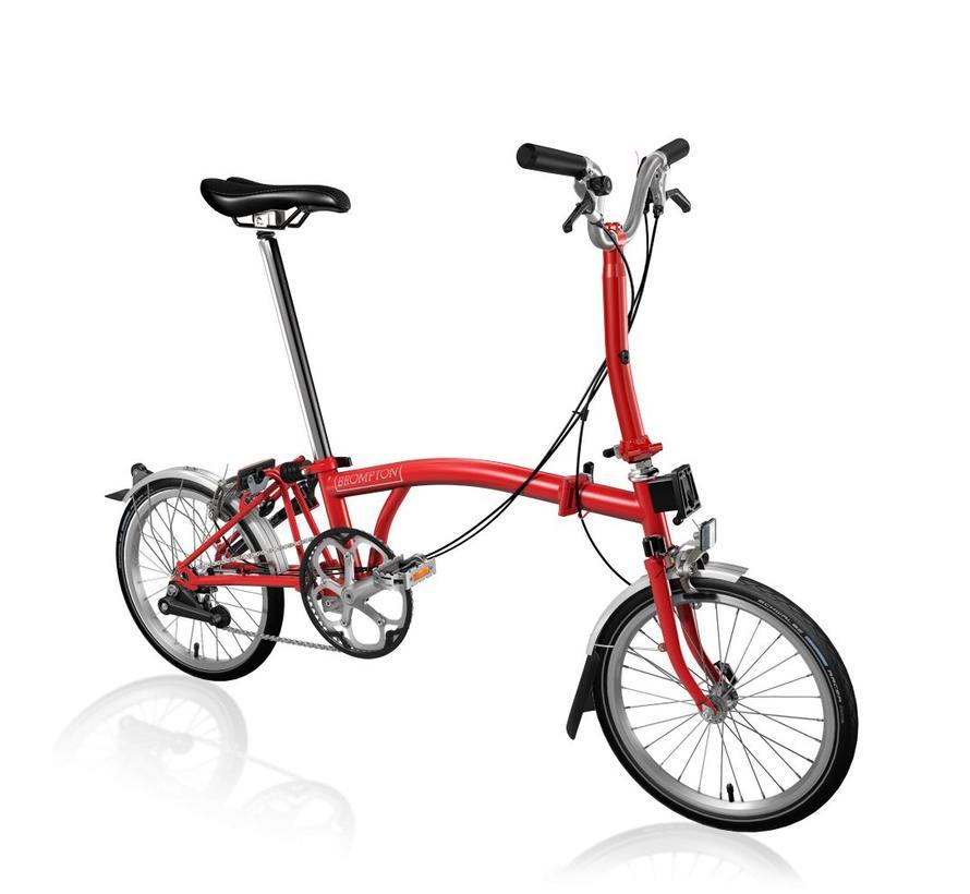 Brompton M2L Folding Bike